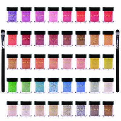 SHANY Cinematography Edition 2014 Glitter Loose Powder Eye Shadow Set, 42 pc
