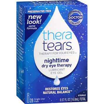 TheraTears Night Time Dry Eye Therapy 28 Each