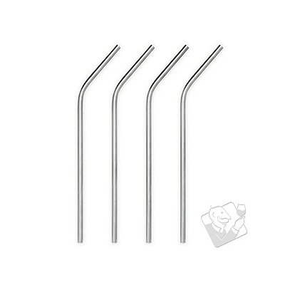 True Fabrications Ecostraw: Stainless Steel Straw