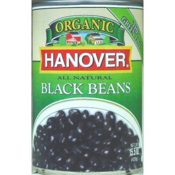 Hanover Organic Black Beans