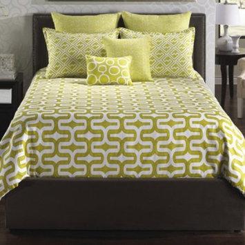 Hallmart Collectibles Mod Citron Bedding Collection