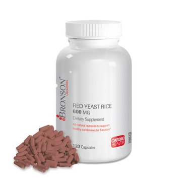 Bronson Vitamins Red Yeast Rice