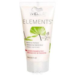 Wella Elements Renewing Shampoo 1 oz