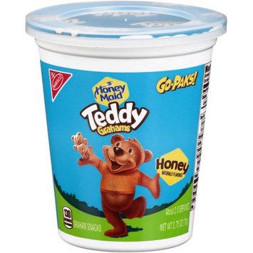Nabisco Teddy Grahams Crackers, Honey, 2.75 Oz