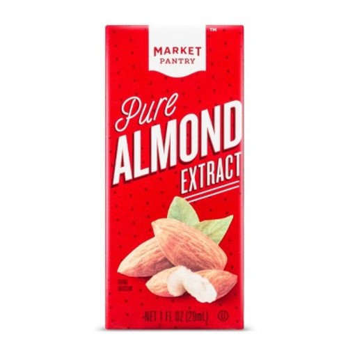 Market Pantry™ Pure Almond Extract - 1oz - Market Pantry™