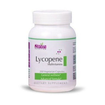 Zenith Nutrition Lycopene With Multi Vitamins - 300 Capsules