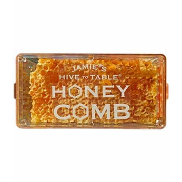 (1) Jamie's Hive to Table Raw Honey Comb 4oz : Grocery & Gourmet Food