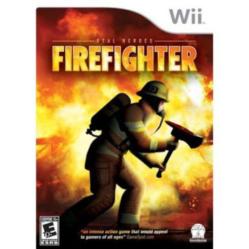 Conspiracy Entertainment Real Heroes: Firefighter for Nintendo Wii(tm)