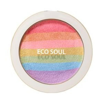 [the SAEM] Eco Soul Prism Blusher 8g : Beauty