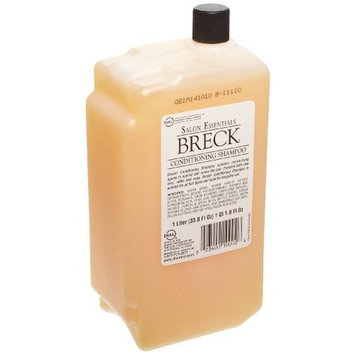 Breck 10002 1 liter Conditioning Shampoo (Pack of 8)
