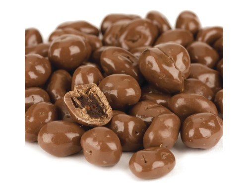Granola Kitchen Milk Chocolate covered Raisins 2 pounds milk chocolate raisins