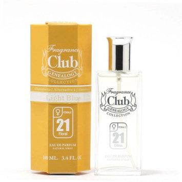 Frag Club #21 by Trend Beaute - 3.4 oz Eau de Parfum Spray for Women