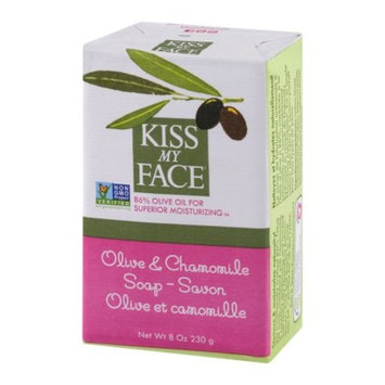 Kiss My Face Bar Soap Olive & Chamomile