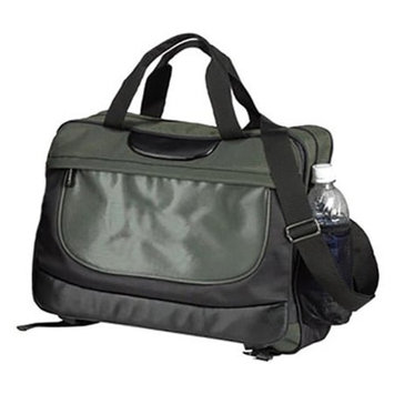 EXPANDABLE OLIVE SOFTSIDE BRIEF
