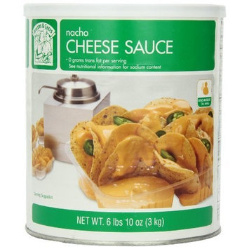 Bakers and Chef Nacho Cheese Sauce, 106 Ounce