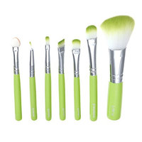 Exteren 7PCS Cosmetic Makeup Brush, Face Eye Shadow Eyeliner Foundation Blush Lip Powder Liquid Brush