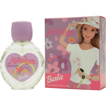 Barbie Aventura by Mattel Eau De Toilette Spray 2.5 oz