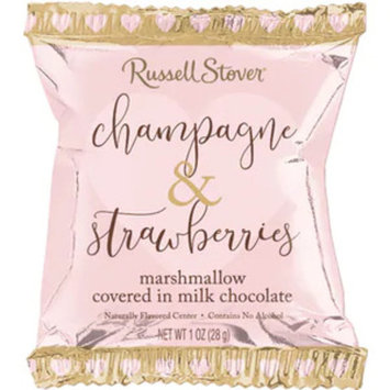 Russell Stover Champagne & Strawberry Heart Bar
