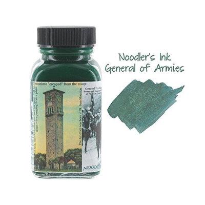 Noodler's Ink Fountain Pen Bottled Ink, 3oz - General of the Armies