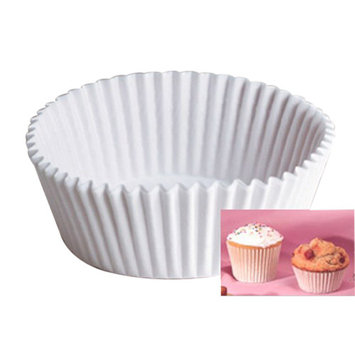 HOFFMASTER 610031 Baking Cup, Fluted, 2 oz., PK 10000