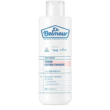 [THE FACE SHOP] Dr. Belmeur DAILY REPAIR TONER for Sensitive and Delicate Skin (200 ML/2.7 FL OZ) : Beauty