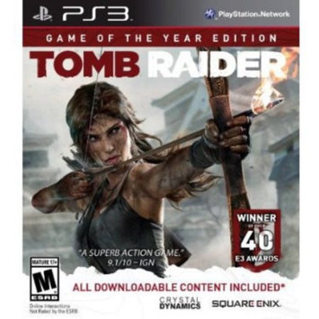Sqe PS3 - Tomb Raider Game of the Year