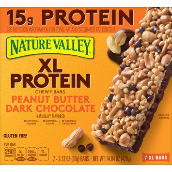 Nature Valley Chewy Granola Protein Bar Gluten Free Peanut Butter Dark Chocolate