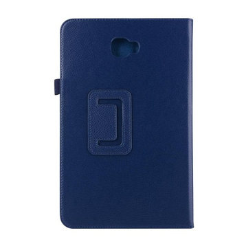 For Samsung Tab A 10.1 2016 T580N,TOOPOOT Folding Stanf Case For Galaxy Tab A 10.1 T580N (navy)