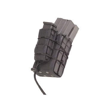 High Speed Gear X2RP TACO MOLLE Double Rifle/Single Pistol Mag Pouch, USA Made