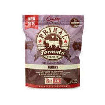Primal Pet Foods Raw Cat Turkey Nuggets 3 lbs