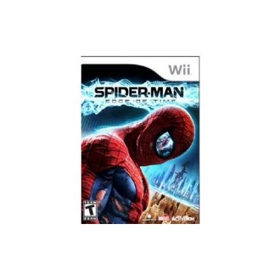 Activision Spidermanedge Of Time [street 10/4]