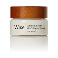 Wise Red Maple Cream Pomade | Glass Container 60 ml