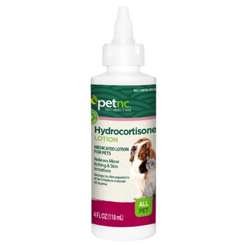 21st Century Animal Health Care PetNC Hydrocortisone Liquid Dog Health Aid, 4 oz