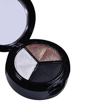 RNTOP Smoky Cosmetic Set 3 colors Professional Natural Matte Makeup Eye Shadow
