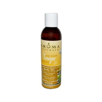 Aroma Naturals Body Oil 6 OZ, Coconut Vanilla Blossom