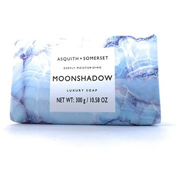 Asquith And Somerset Moonshadow Deeply Moisturizing Ocean Minerals Soap Bar 10.58 Oz