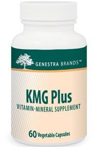 KMG Plus 60 caps by Seroyal - Genestra