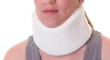 Medline ORT13100S Soft Foam Cervical Collars - Small