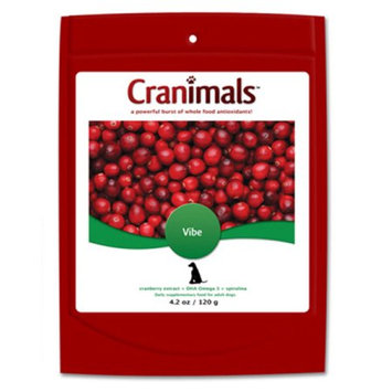 Cranimals Whole Food Antioxidants Vibe 120 grams