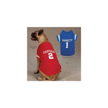 Petedge UM300 14 40 Zack and Zoey Americana Tee S/M Captain