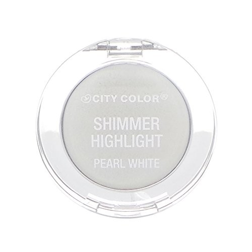 CITY COLOR Shimmer Highlight - Pearl White