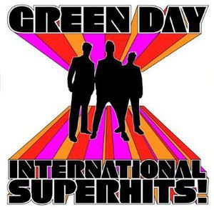 Green Day - International Superhits (Music CD)