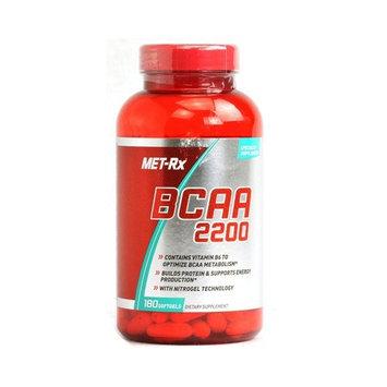 MET-Rx® BCAA 2200 Supplement, 180 count [BCAA 2200]