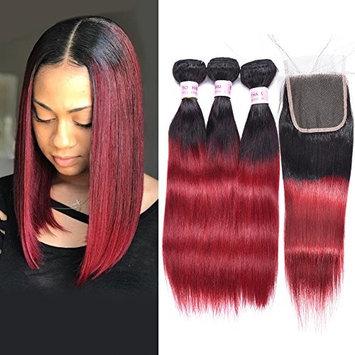 Top Hair Brazilian Ombre Hair 3 bundles/300g 10