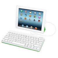 Logitech Wired Keyboard for Apple iPad, 30-Pin Connector