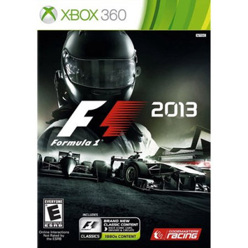 Codemasters Warner Brothers F1 2013 Xbox 360