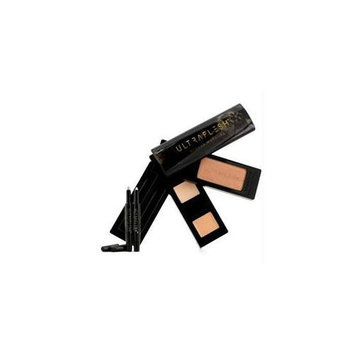 Fusion Beauty 14183192214 Ultraflesh Bronze Metalika Bronze &- Glow Collection- 2x All Over Highlighter, 2x All Over