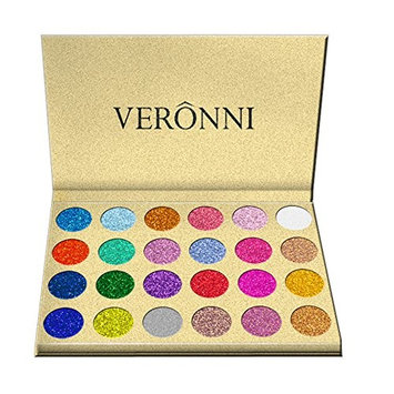 VERONNI 24 Colors Shimmer Glitter Eye Shadow Powder Palette Matte Eyeshadow Cosmetic Makeup From Fenleo