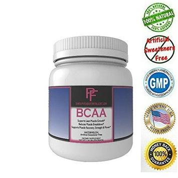 Physique Formula BCAA Powder-Artificial Sweetener Free Branch Chain Amino Acids Powder - Watermelon