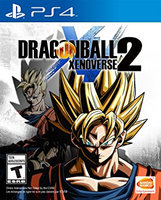 Dragon Ball Xenoverse 2 (PlayStation 4)